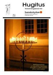 Hugitus 2009 NR:5 - Ivetofta & Gualövs församling