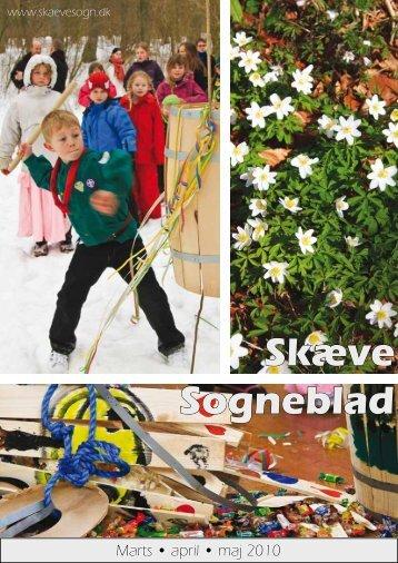 Skæve Sogneblad - Skæve - Hørby Sogne