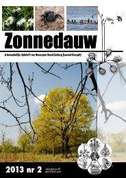 Zonnedauw2_2013 - Natuurpunt Noord-Limburg