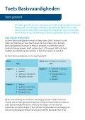 Folder toets Basisvaardigheden - Cito - Page 2