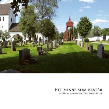 Katalog pdf - Göinge Stenförädling