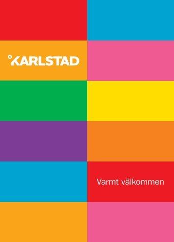 Varmt välkommen - Karlstad