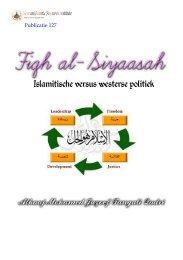 Politiek en islam
