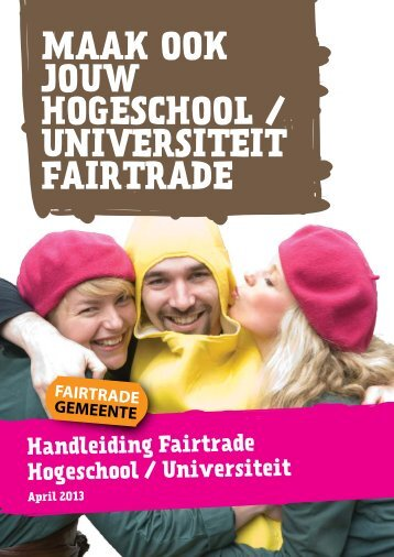 Download - Fairtrade Gemeente