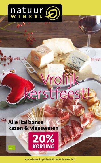 Alle Italiaanse kazen & vleeswaren