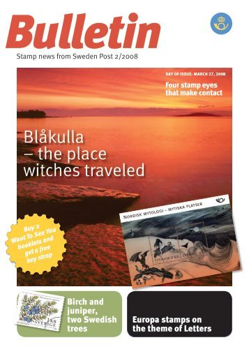 Blåkulla – the place witches traveled - Posten