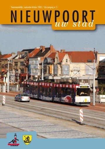 uw stad - Nieuwpoort-Digitaal