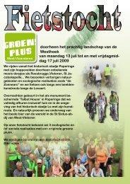 het verslag en fotoreportage - Groen Plus