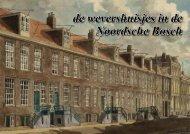 de wevershuisjes in de Noordsche Bosch - theobakker.net