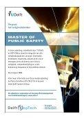 tijdschrift over risico en ruimte tijdschrift over risico en ... - Delft Cluster - Page 2