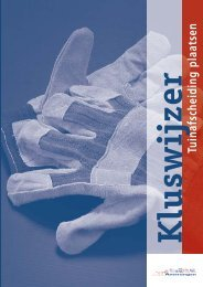 Tuinafscheiding kluswijzer (pdf) - Woningbouwvereniging Amerongen