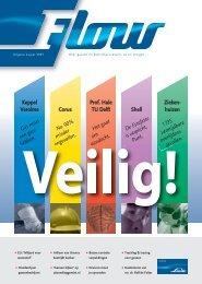 Flow magazine najaar 2007 - Linde Gas Benelux