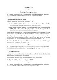 PROTOKOLLAT om Betaling af lærlinge og merit Pr. 1. august ... - DIB