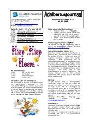 Schooljaar 2011-2012, nr. 39 19-07-2012 Kalender juli 11-12 t/m okt ...
