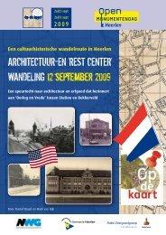 Klik hier voor de route (pdf) - Open Monumentendag Heerlen