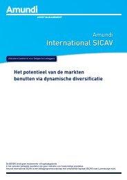 International SICAV