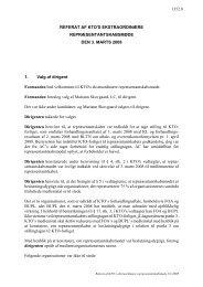 Overenskomstfornyelse 2008: Aftaletekster og bilag - KTO