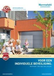 Bekijk Brochure - Van Der Sangen garagedeuren