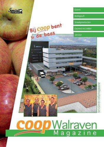 Walraven - Special Magazine