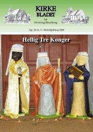 Hellig Tre Konger - Hornborg kirke