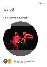 WE GO - Levende Musik i Skolen
