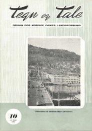nr 10 - Norsk Døvehistorisk Selskap