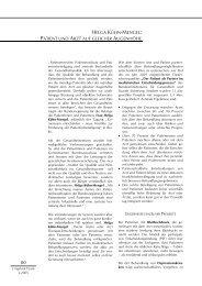 PATIENT UND ARZT AUF GLEICHER ... - Pabst Science Publishers