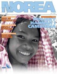 Projekt Hannah i Cambodja - NoreaNyt nr. 1 - 2011