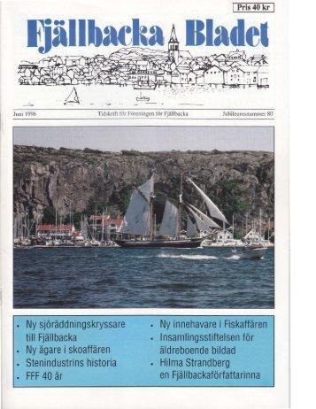 • -Hilma Strandberg - Föreningen för Fjällbacka