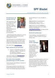 SPF-bladet nr 7/2010