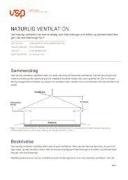 Kuldenedslag og naturlig ventilation i svinestalde - Klimatilpasning