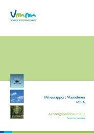 Aantasting ozonlaag - Milieurapport Vlaanderen MIRA