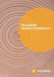 PALLMANN brochure met compleet productoverzicht - Eagle Vloeren