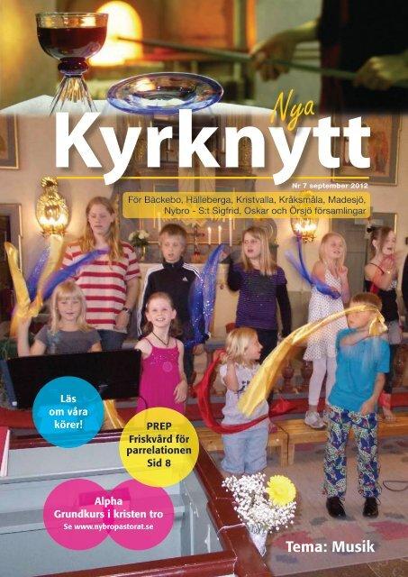 Pr Nilsson, 52 r i Nybro p Borgmstaregatan 1 D - Mrkoll