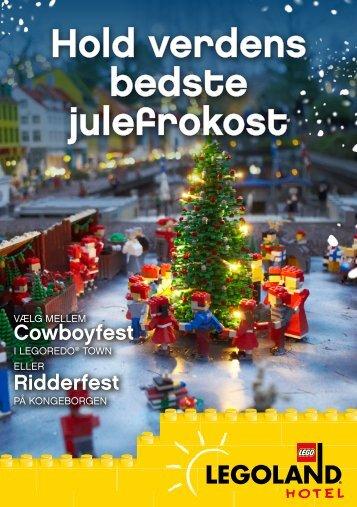 Julefrokost 2013 - Hotel Legoland
