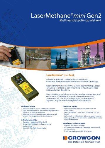 LaserMethane®mini Gen2 - Software