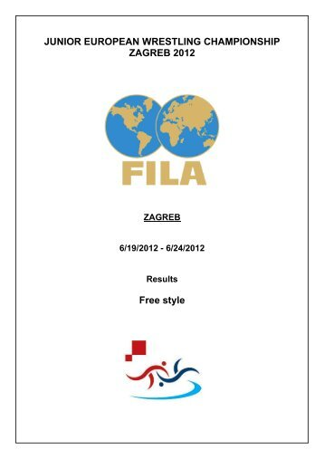 Results altogether (FS, FW, GR) - welcome to european junior ...