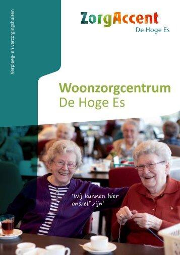 Woonzorgcentrum De Hoge Es - ZorgAccent