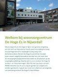 Woonzorgcentrum De Hoge Es - ZorgAccent - Page 2