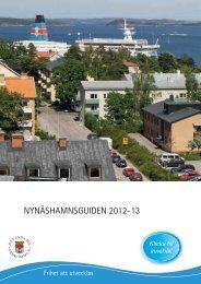 Nynäshamnsguiden - Nynäshamns kommun
