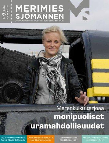 Raumalla! - Suomen Merimies-Unioni