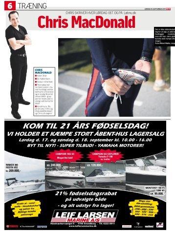 KOM TIL 21 ÅRS FØDSELSDAG! VI HOLDER ET KÆMPE STORT ...