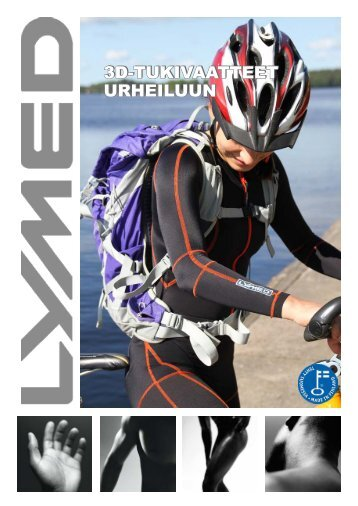 Sport-esite - Lymed Oy