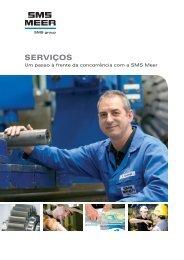 SERVIÇOS - SMS Meer GmbH