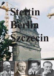 Stettin Berlin Szczecin - Läs en bok