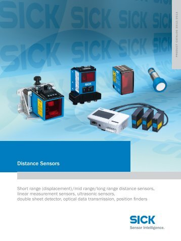 Sick Distance Sensors