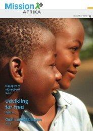 Nr. 9 - December - Mission Afrika