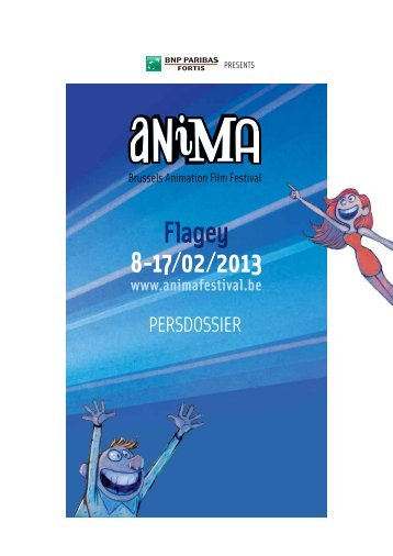 Flagey - Anima Festival