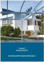 Download onze folder - Logo Westerzon Overkappingen
