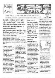 Nummer 40 - KAJ´s AVIS